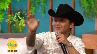 """Christian Nodal """"Los Besos Que Te Di"""" En Vivo"""