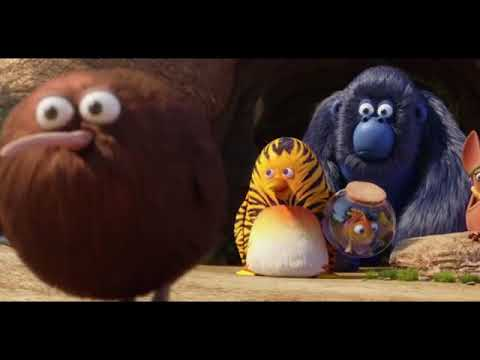 Funny Scene - Jungle Bunch