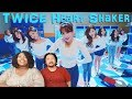 Twice Heart Shaker MV | Blasian Couple Reaction