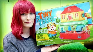 Bad Cage Unboxing Review | Tiny Tales Comfy House Cage | Munchies Place