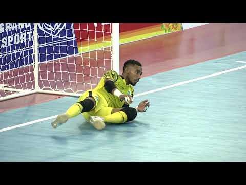 Highlight TimorLeste ThaiLand (AFF Futsal Championship 2019)