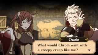 Fire Emblem Awakening - Owain & Severa Support Conversations