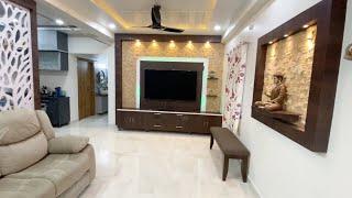 Prithvis Home Tour | 2BHK House Interior Design | Hyderabad