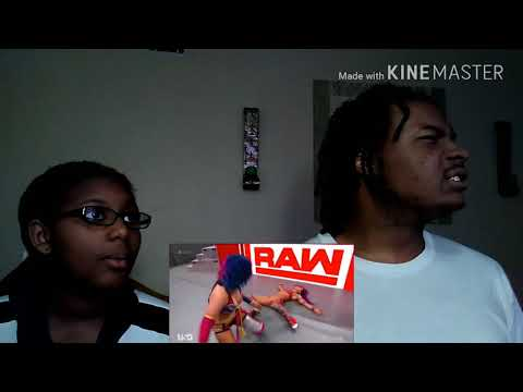 WWE BEST MOVES OF 2018 PART [1/4] REACTION