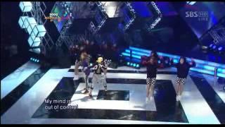 2ne1 CL & Minzy   Please Don't Go Spread The Love Concert 2009