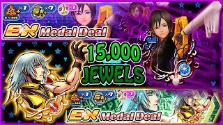 More EX Medals for 15,000? What Are They Planning? ~ KH Union χ[Cross]