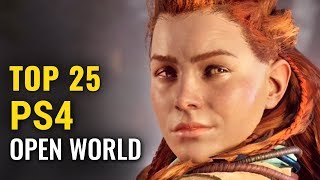 Top 25 Open World PS4 Games of All Time [2019 Update] | whatoplay