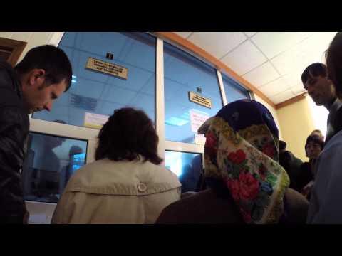 Переоформление машины в Крыму (октябрь 2014)