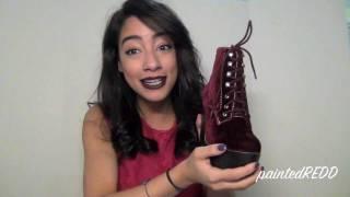 Jeffrey Campbell - TARDY Shoe-n-Tell