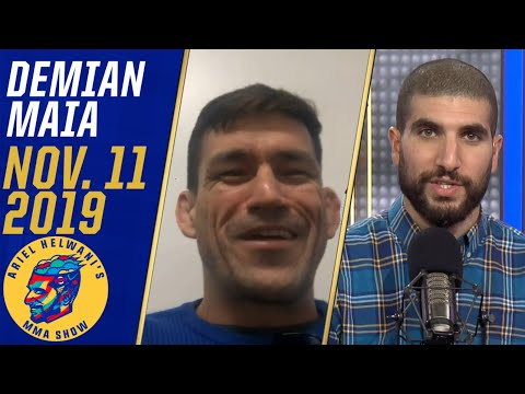 Demian Maia talks 'really special' Ben Askren win, fighting future | Ariel Helwani's MMA Show