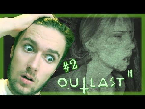 OBÁVAM SA TOHO NAJHORŠIEHO! | Outlast 2 | Part 2 | SK Let's Play / Gameplay | George