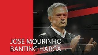 Jose Mourinho Rela Banting Harga Demi Melatih Tottenham Hotpsur