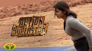 Action Super Star - அறிவை தீட்டு ஜெயித்துக்காட்டு   Ganesh Venkatram   Jaya TV
