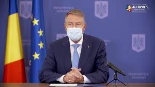 Iohannis: Alegerile parlamentare trebuie să aibă loc la termen