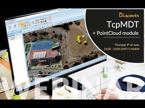 Discover TcpMDT Point Cloud Module