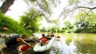 """БЕЗКОШТОВНИЙ СПЛАВ по річці Дністер від готелю """"Трускавець 365""""!"""