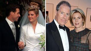 video: Queen's nephew the Earl of Snowdon announces divorce