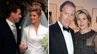 video: Queen's nephew the Earl of Snowdon announces divorce
