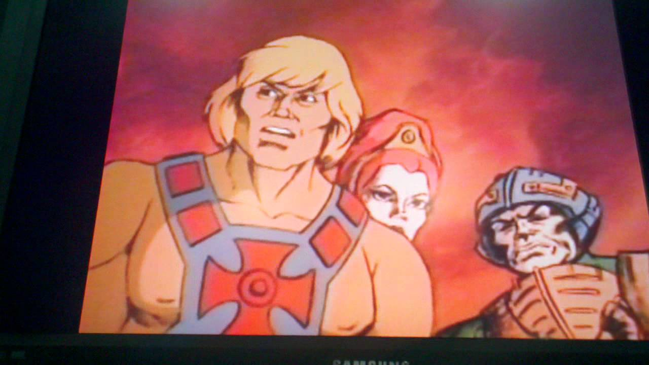 The First He-Man Toy Commercial: Master Of The Universe, Master Of Marketing