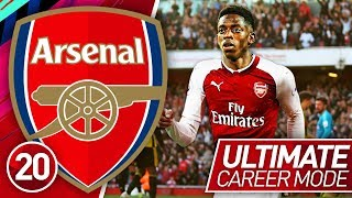 FIFA 19 ARSENAL CAREER MODE #20 | DEMBELE IS SO QUICK! (ULTIMATE DIFFICULTY)