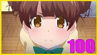 """Аниме приколы под музыку #100""""Заставил проглотить!?"""""""