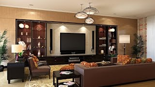Comfortable Family Room Decorating Ideas