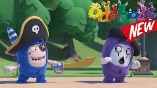Oddbods Full Episode - The Clown Off - The Oddbods Show Cartoon Full Episodes