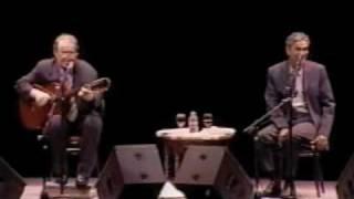Joao Gilberto & Caetano Veloso - Garota De Ipanema (Live)
