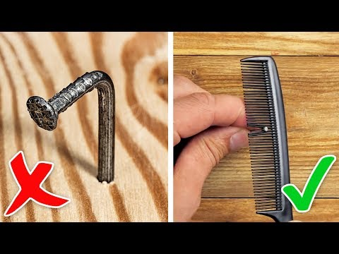 25 GENIUS REPAIR LIFE HACKS