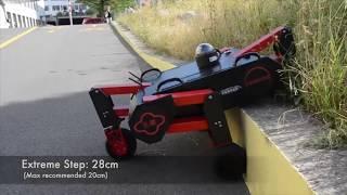 Rovenso, la start-up de l'EPFL qui séduit les pompiers chinois Video Preview Image
