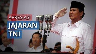 Prabowo Apresiasi Personel TNI yang Antar Alat Kesehatan dari Tiongkok