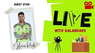 Live session on Haris Rauf's Hat-trick in Big Bash League