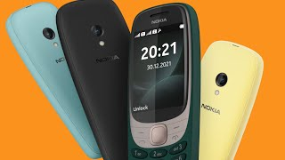 Nokia 6310 (2021) - Classic Feature Phone Rebooted