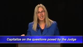 How to Answer a Judge's Questions During Hearings