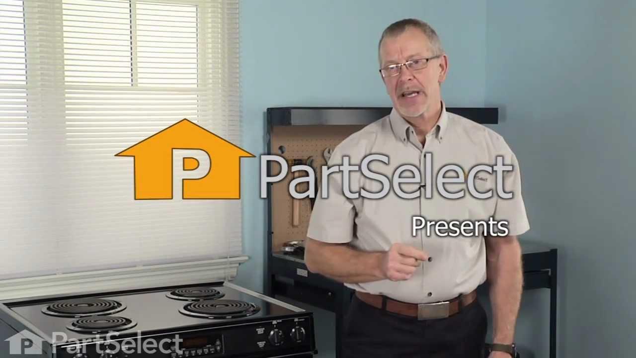 Replacing your General Electric Range Burner Bowl - 6 Inch