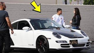 Девушка повелась на заряженный Porsche 911 Targa 4S! И была кинута