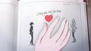 LIRIK TERLATIH PATAH HATI(cover Animasi)