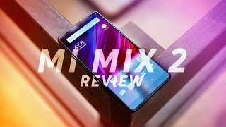 Xiaomi Mi Mix 2 Review!