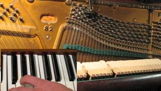 Equal Temperament Piano Tuning