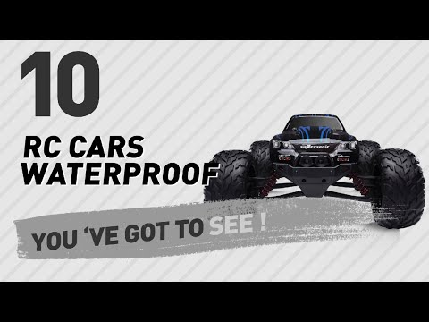 Rc Cars Waterproof Collection // Trending Searches 2017