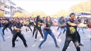 Flash Mob 2016 | Chandigarh | Bollywood Songs | Dance Choreography | Step2Step Dance Studio Mohali