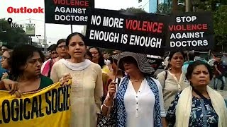 Doctors Protest Nationwide Over Assault On Kolkata Junior Doctor