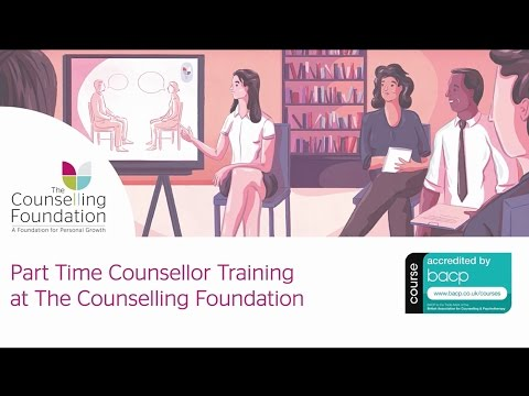 The Counselling Foundation Training Video - YouTube