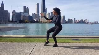 FMK Tiger Form - Modern Wing Chun - Beginners Progress Video