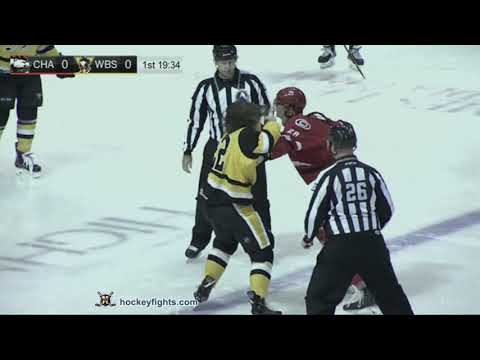 Daniel Renouf vs Joseph Cramarossa