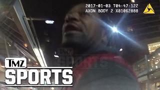 New Pacman Jones Arrest Footage Released,