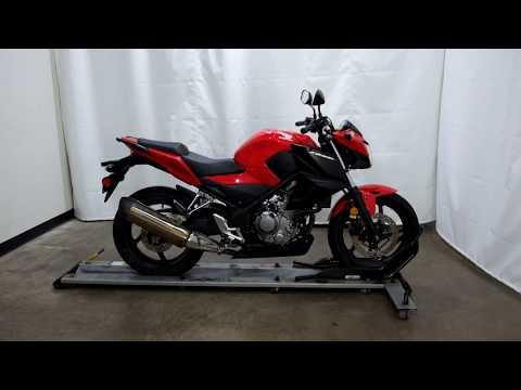 2015 Honda CB300F in Eden Prairie, Minnesota - Video 1