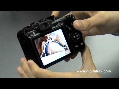 Canon PowerShot G10 - First Impression Video by DigitalRev