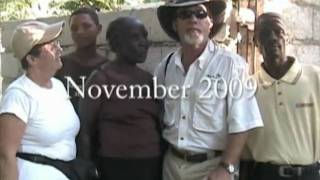 preview picture of video 'Mission Trip November 2009 & Progress with Haitian Needs'