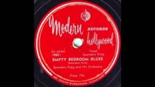 Saunders King, ''Empty Bedroom Blues'' (1949)